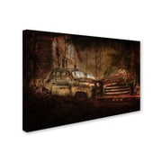 "Trademark Erik Brede ""Still Standing"" Gallery-Wrapped Canvas Art, 12"" x 19"""