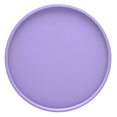 Kraftware Bartender's Choice Serving Tray; Lavender