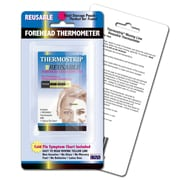 LCR Hallcrest LCR Hallcrest Thermostrip Reusable Forehead Thermometers, 3pk