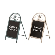 Woodland Imports The Cool Chalkboard (Set of 2)