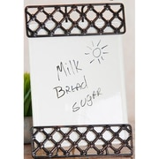 Home Essentials and Beyond Press Memo Dry Erase Board