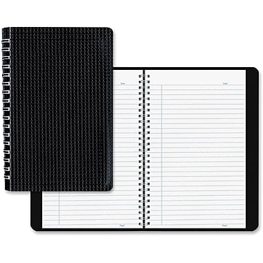 Blueline Duraflex Notebook, 160 pages, 9-1/2