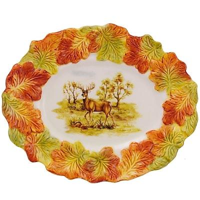 Kaldun & Bogle Hunt Harvest Serving Dish
