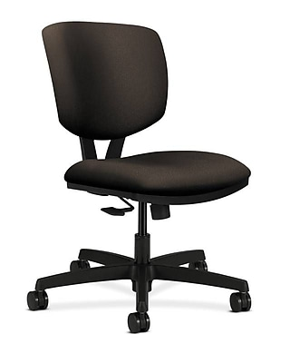 HON® Volt® Office/Computer Chair, Centurion Espresso Fabric