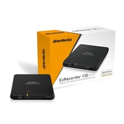 AVerMedia - Boîtier enregistreur Vidéo Capture ER130 HD, noir
