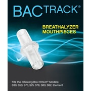 BACtrack Breathalyzer Mouthpieces 50-Pack