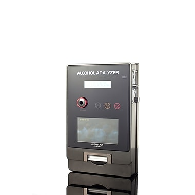 Alcootech Canada Commercial breathalyzer AL4000 with Video