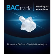 BACtrack Breathalyzer Mouthpieces 50-Pack for Mobile