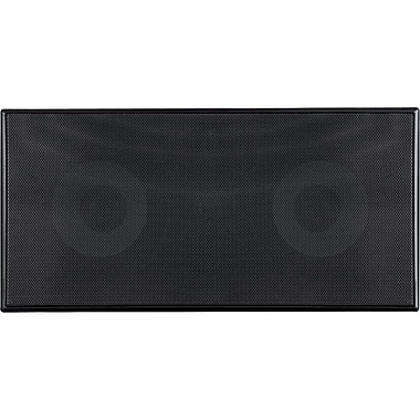 Pyle® PDIWCS56 300 W Dual 2-Way In-Wall Center Channel Sound System, Black