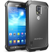 SUPCase Unicorn Beetle Premium Hybrid Protective Case For Samsung Galaxy S5 Active, Clear