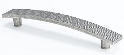 Berenson Virtuoso 5'' Center Arch Pull; Rustic Tin