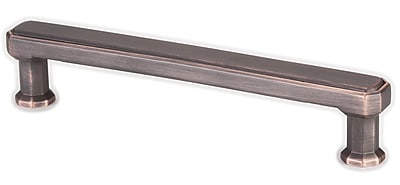Berenson Harmony 5 1/33'' Center Bar Pull; Verona Bronze
