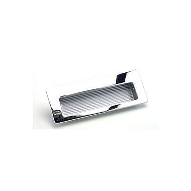 Berenson Zurich Recessed Pull; Polished Chrome