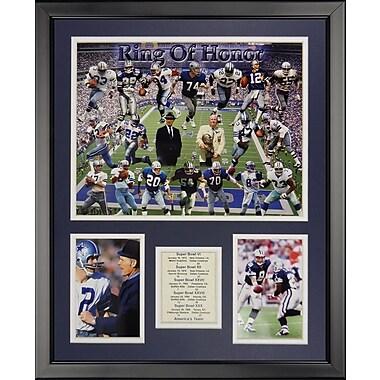 Legends Never Die NFL Dallas Cowboys - Cowboy Greats Framed Memorabili