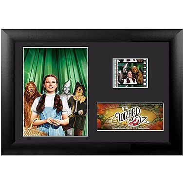 Trend Setters Wizard of Oz Mini FilmCell Presentation 2 Framed Vintage Advertisement