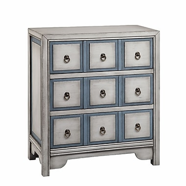 Stein World Adley 3 Drawer Chest