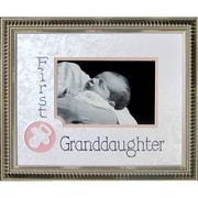 The James Lawrence Company First Granddaughter Frame Photographic Print