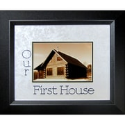 The James Lawrence Company Our First House Frame Photographic Print