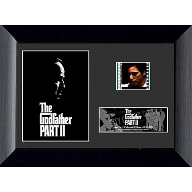 Trend Setters The Godfather II Mini FilmCell Presentation Framed Vintage Advertisement
