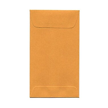 JAM Paper Brown Kraft Envelope 3