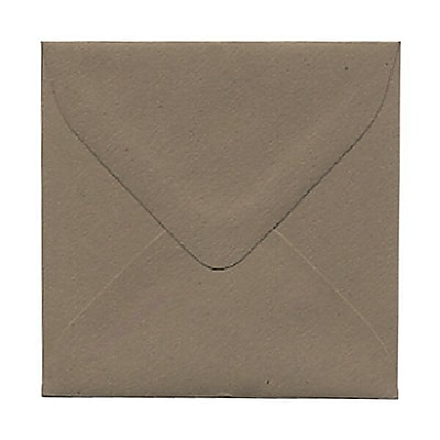 JAM Paper® #14 Policy Envelopes, 5 x 11.5, Simpson Kraft Recycled, 100/pack (2841420A)