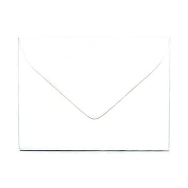 JAM PaperMD – Enveloppes miniatures, blanc, 2,75 x 3,75 po, 100/paquet