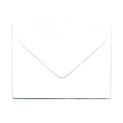 JAM Paper® 2.75 x 3.75 Mini Envelopes, White, 100/pack (201246A)