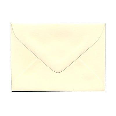 JAM Paper® 2.75 x 3.75 Mini Envelopes, Ivory, 100/pack (201244A)