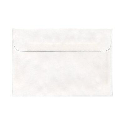 JAM Paper® A8 Envelopes with Short Flap, 5.5 x 8.125, White, 25/pack (MOMV751)