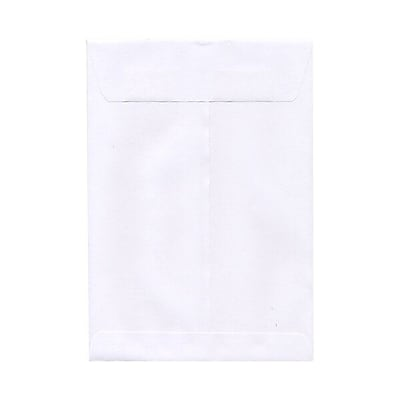 JAM Paper® 10 x 15 Open End Envelopes, White, 25/pack (1623200)