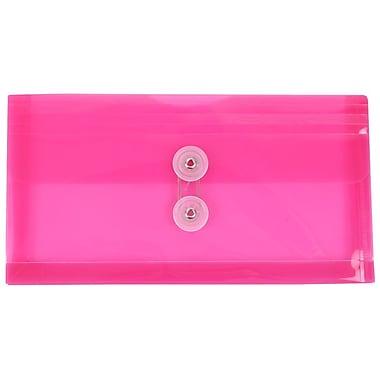 JAM Paper Button & String Envelopes