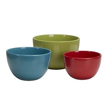 Omniware Rio Serving Bowls (Set of 3)