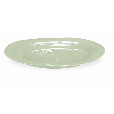 Portmeirion Sophie Conran Sage Oval Platter; Small