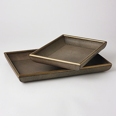 Studio A Churchill Accent Tray; Large