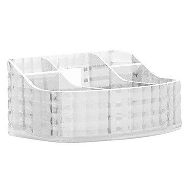Gedy by Nameeks Glady Cosmetic Organizer; Transparent