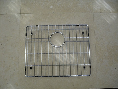Ukinox Stainless Steel Bottom Grid for RS558 Sink