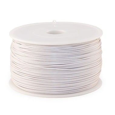 Leapfrog™ MAXX ABS 3D Printer Filament, Tooth White