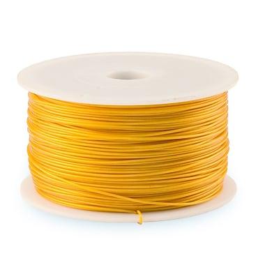 Leapfrog™ MAXX PLA 3D Printer Filament, Pure Gold