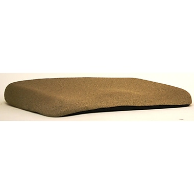 Sacro-Ease Memory Foam Cushion; Cappuccino