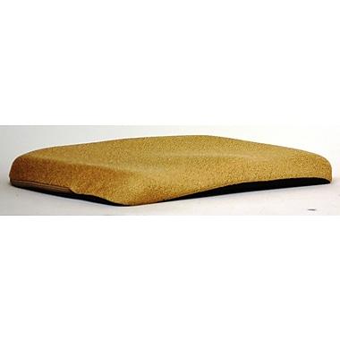 Sacro-Ease Memory Foam Cushion; Pebble