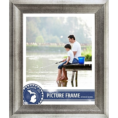 Craig Frames Inc. 1.5'' Wide Distressed Picture Frame / Poster Frame; 16'' x 24''