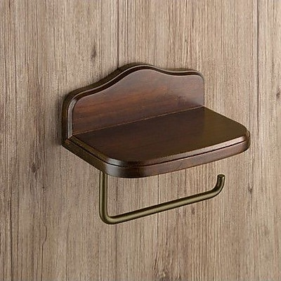 Gedy by Nameeks Montana Toilet Paper Holder w/ Cover