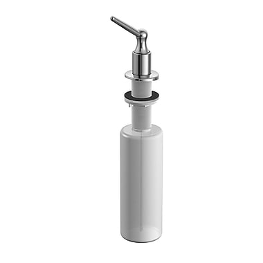 Danze Soap & Lotion Dispenser; Chrome