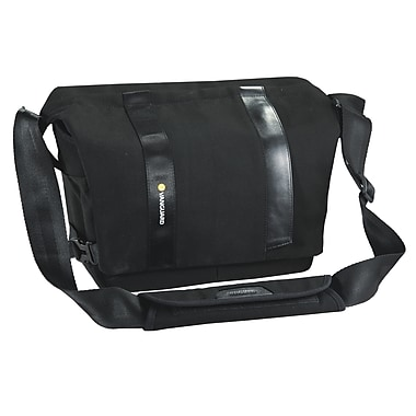 Vanguard Vojo 25 Travelling Shoulder Bag, Black