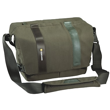 Vanguard Vojo 25 Travelling Shoulder Bag, Green