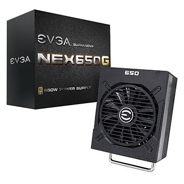 EVGA® SuperNOVA G1 80 Plus Gold ATX 12V Power Supply, 650 W