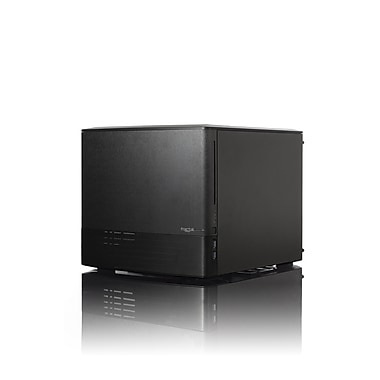 Fractal Design Node 804 Black Computer Case (FD-CA-NODE-804-BL)