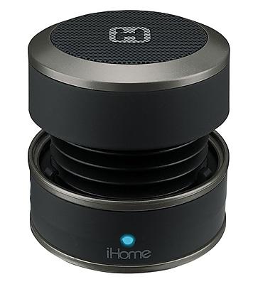iHome™ iBT60 Bluetooth Mini Speaker System, Black