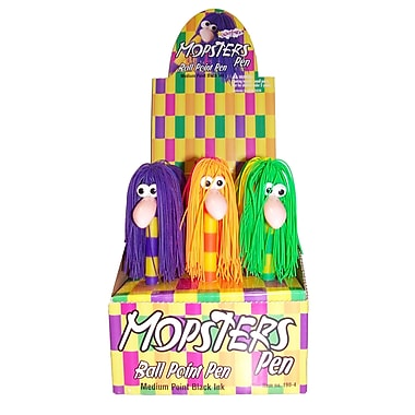 Inkology Mopsters Novelty Ball Point Pens