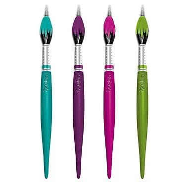 Inkology Paintbrush Novelty Ball Point Pen Medium Point